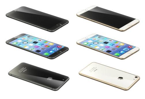 schéma iPhone 6 Apple