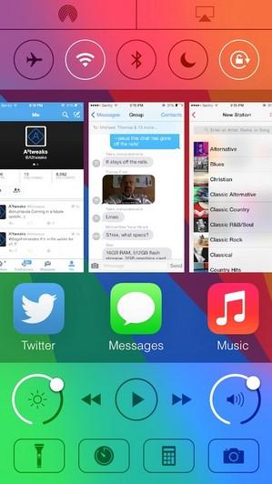 Auxo 2 iOS 7