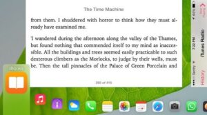 Auxo 2 iOS 7 mode paysage