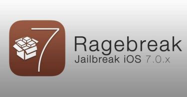 RageBreak jailbreak iOS 7.1.1
