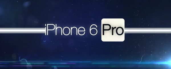 concept iphone 6 pro