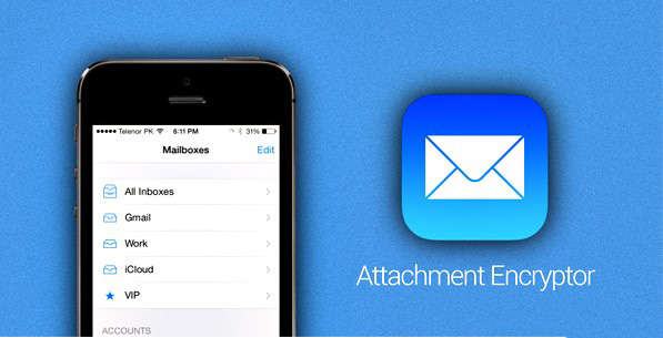 Mail Attachment Encryptor
