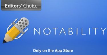 Notability disponible gratuitement