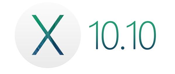 OS X 10.10 WWDC 2014