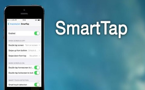 SmartTap on Cydia