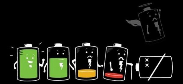 autonomie de la batterie smartphone