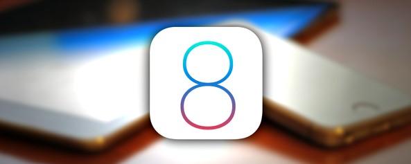 problèmes iOS 8 WWDC 2014