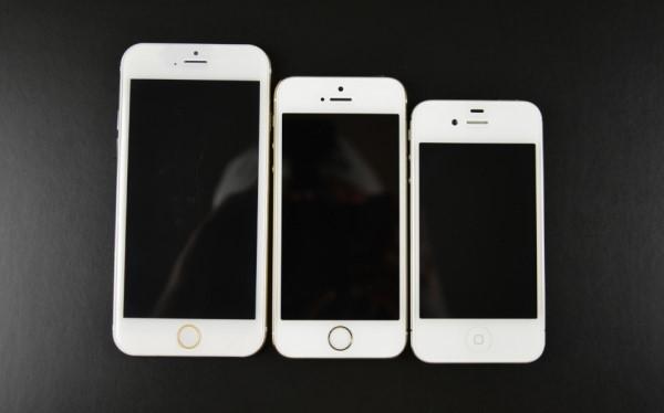 iphone 6 5,5 pouces et 4,7 pouces