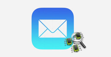 mise à jour ios 7 pour corriger un bug dans Mail