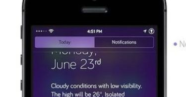 Notific8 centre de notifications iOS 8