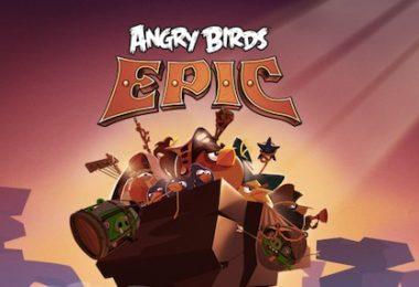 Angry Birds Epic RPG Rovio