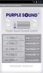 app purple sound Android
