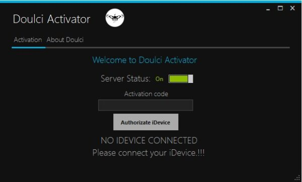 doulci activator software icloud bypass
