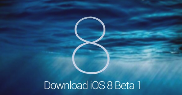 télécharger iOS 8 beta 1
