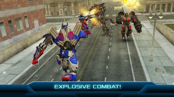transformers age of extinction app store