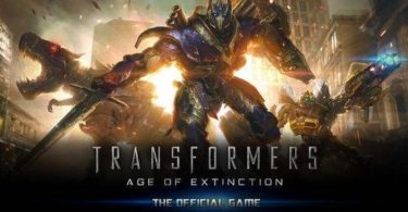 transformers age of extinction iphone ipad