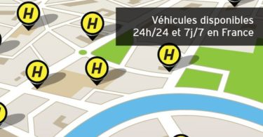 Hertz 24/7 location de véhicule