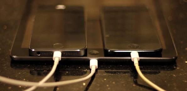 autonomie des batteries de smartphones