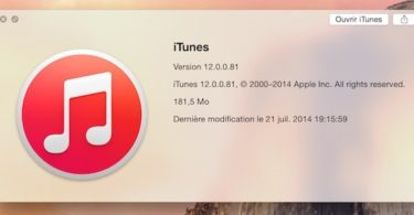 iTunes 12 Apple