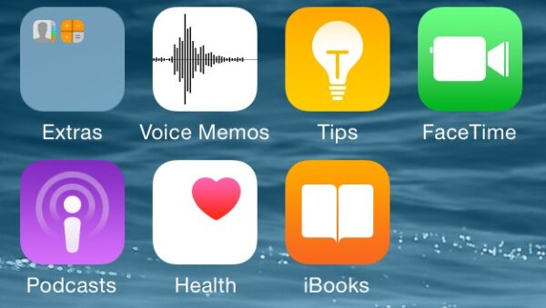 ios 8 beta 4 Health