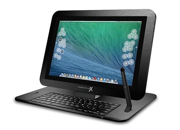 nouveau modbook pro x basé sur le MacBook Pro