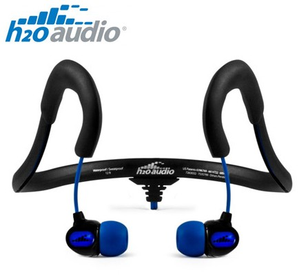 test Casque Waterproof H2O Audio Surge Sportwrap 2G