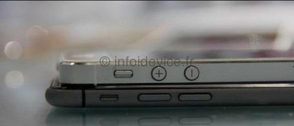 bouton volume comparaison iphone 6-infoidevice