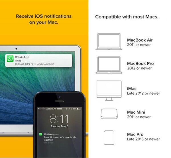notifyr gratuit pour iphone et ipad
