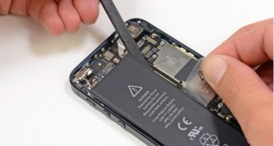 remplacer batterie iphone 5