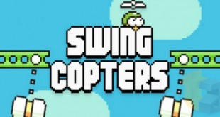 swing copters pour iphone et ipad