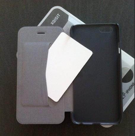 étui iphone 6 xqisit master case