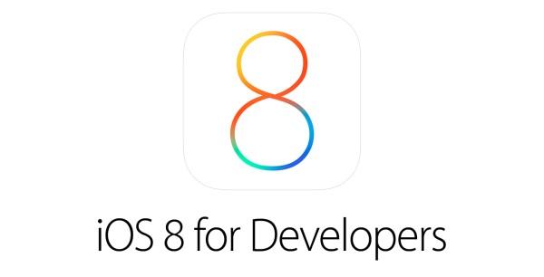 ios 8 pour les développeurs