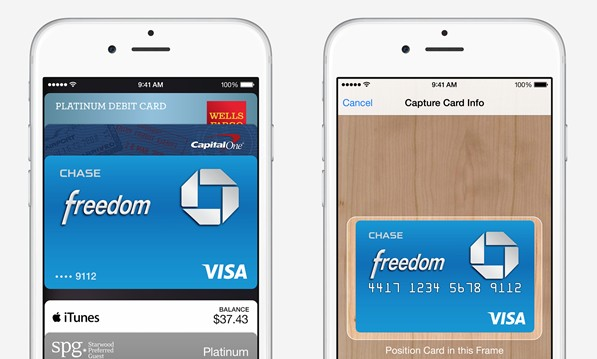 Apple Pay iOS 8.1