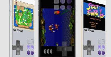SIOS Emulator super nintendo sur iOS 8 sans jailbreak