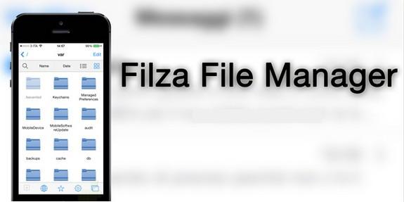 filza ifile manager cydia comaptible ios 8