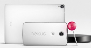 google dévoile android 5 lollipop nexus 6 nexus 9 et nexus player