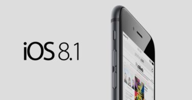 iOS 8.1 disponible