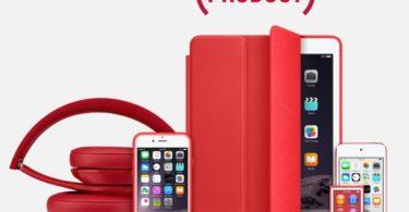 Apple Red lutte contre le sida