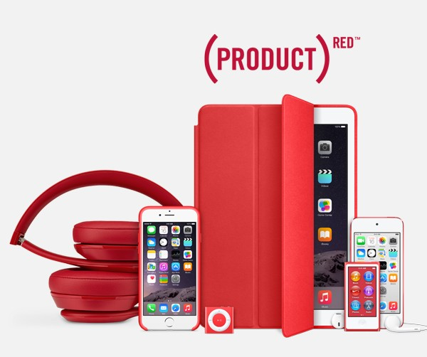 Apple Red lutte contre le sida