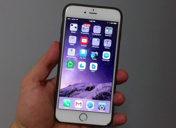 Apple libere bientot ios 8.1.1