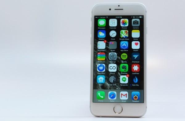 iOS 8.1.1 iphone 6