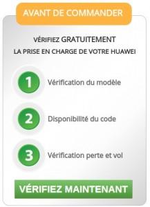 verification janus code desimlock huawei