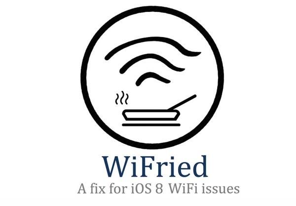 wifried fix wifi ios 8
