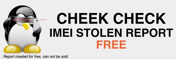 cheek check verification iphone volé ou perdu-infoidevice