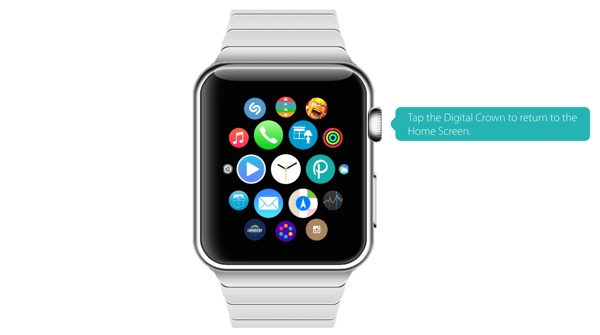 demo apple watch