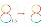 downgrade ios 8.1.3 iphone-infoidevice