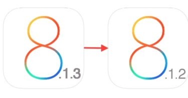 downgrade ios 8.1.3 iphone-infoidevice