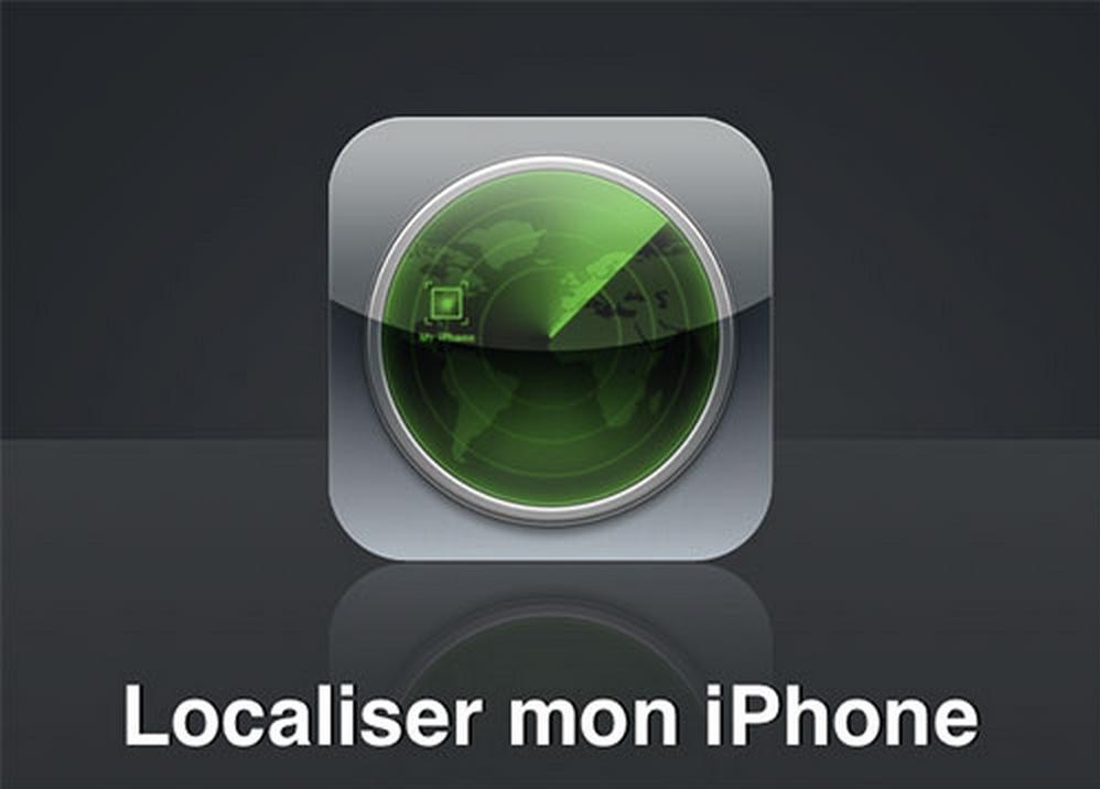 localiser iphones volés