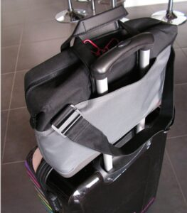 traveler bag passage trolley-infoidevice