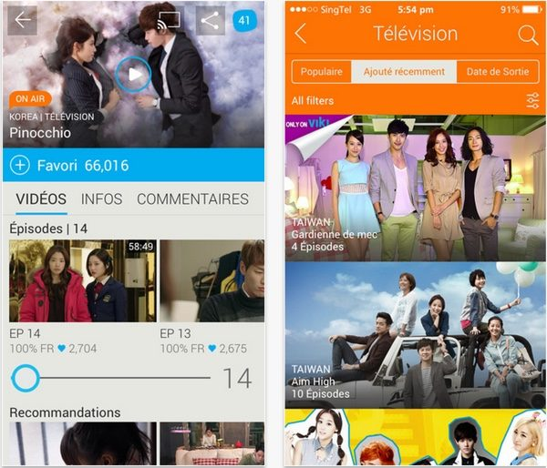 viki séries télé en streaming-infoidevice
